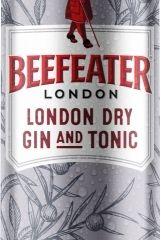Obrázok Beefeater London Dry Gin & Tonic 4,9% 0,25 L