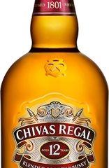 Obrázok Chivas Regal 12YO 40% 1,00 L