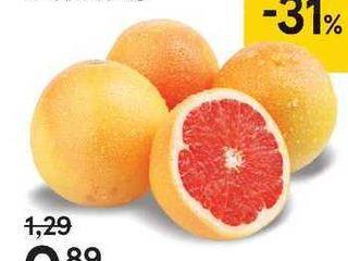 Grapefruit červený, 1 kg