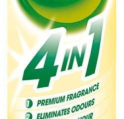 Obrázok Air wick Citrón a ženšen 4v1 sprej 1x240 ml