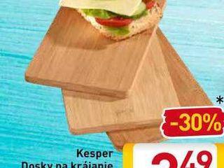 Kesper Dosky na krájanie 3 ks