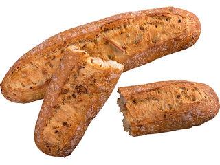 obrázek Bageta s cibulkou