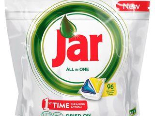 Jar all-in-one yellow kapsule do umývačky riadu 1x96 ks
