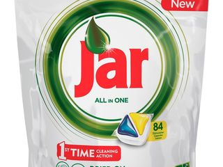 Jar all-in-one yellow kapsule do umývačky riadu 1x84 ks
