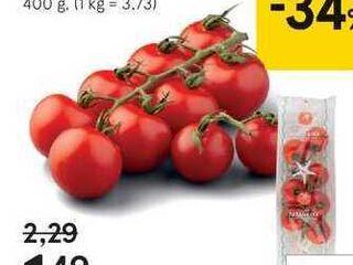 Tesco paradajky Brioso, 400 g