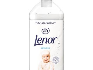 Lenor Sensitive aviváž 60 praní 1x1800 ml