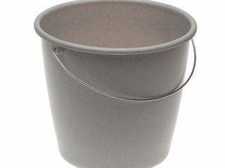 Vedro 5 l sivý granit