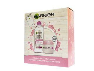 Garnier Rose micelárna voda + denný krém