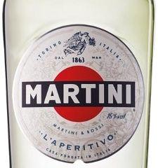 Martini Bianco 15% 1,00 L