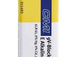 Obrázok CMI Batéria 9 V E-Block, 1 kus