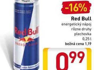 Obrázok Red Bull 250 ml