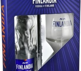 Finlandia Vodka 40% 0,70 L + Pohár Copa Glass