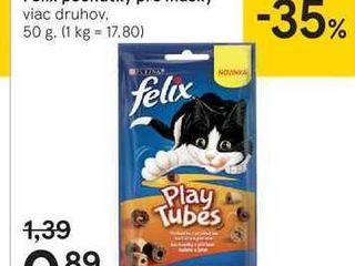 Felix pochúťky pre mačky, 50 g