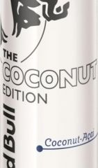 Red Bull Coconut Edition (Coconut-Acai) 0,25 L plech
