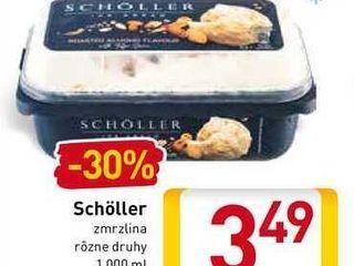 Schöller zmrzlina  1000 ml