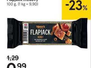 Flapjack medový, 100 g