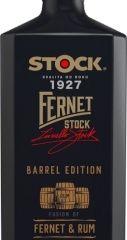 Fernet Stock Barrel Edition 35% 0,70 L