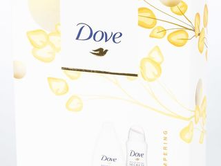 Dove Perfect Pampering African Nurturing sprch. gél 250ml + antiperspirant 150 ml