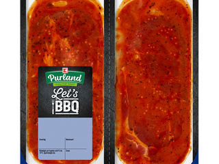 Obrázok Let´s BBQ Plátky z bravčovej krkovičky