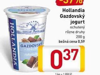 Hollandia Gazdovský jogurt  200 g