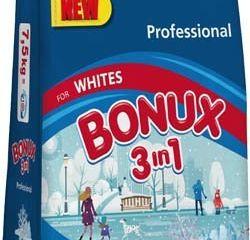 Bonux Ice Fresh prací prášok 100praní 1x7,5 kg