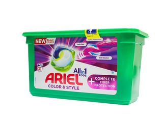 Ariel Color&Style gélové kapsuly 1x31 ks