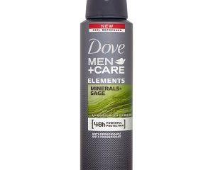 Dove Men+Care antiperspirant sprej 150 ml