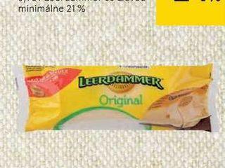 Leerdammer originál srdce, 440 g