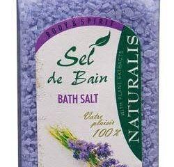 Naturalis Lavender soľ do kúpeľa 1x1 kg