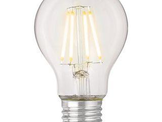 LED osvetľovací prostriedok OBI svláknom tvar žiarovky E27/3,7W teplá biela