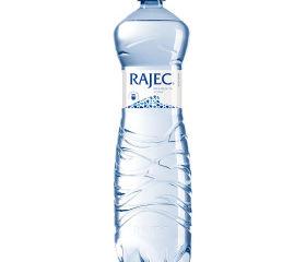 Rajec Pramenitá voda 1,5l, vybrané druhy