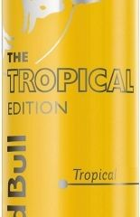 Red Bull Tropical 0,25 L plech
