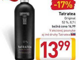 Obrázok Tatratea Original  0,7 l
