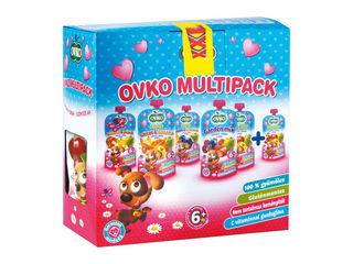 Obrázok Detská výživa Multipack