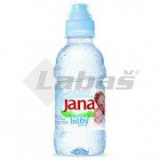 VODA JANA MINERÁLNA NATUR BABY PACK 0,25l PET SPORT CUP