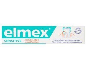 obrázek Elmex Sensitive Zubní pasta 75ml, vybrané druhy