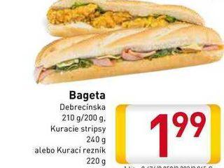 Obrázok  Bageta 200 - 240 g