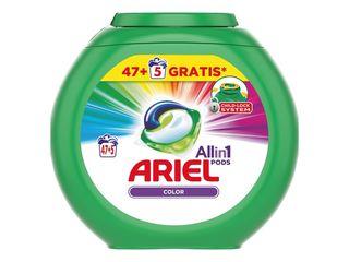Obrázok Ariel Color gélové kapsuly 47+5 praní 1x1ks