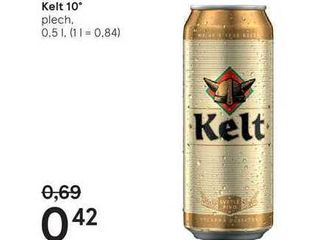 Kelt 10 %, 0,5 l