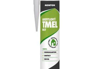 Obrázok Akrylový tmel biely Monton 310 ml