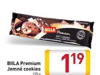 Obrázok   BIILA Premium Jemné cookies 175 g