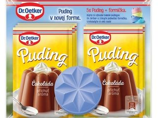 Obrázok Dr. Oetker puding + darček
