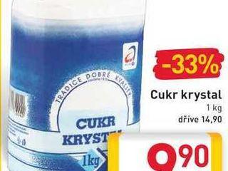 obrázek Cukr krystal 1 kg
