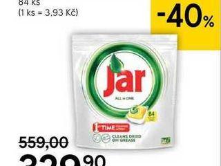 obrázek Jar Tablety do myčky nádobí, 84 ks