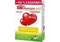 Obrázok GS Koenzým Q10 60 mg