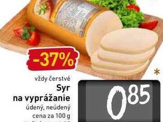 Syr na vyprážanie 100 g