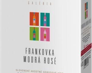 Obrázok Vitis Galéria Frankovka modrá Rosé Bag in Box 11,5% 3,00 L