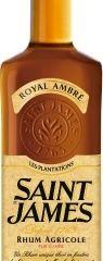 Saint James Royal Ambré 40% 0,70 L