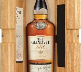 Glenlivet XXV 25YO 43% 0,70 L