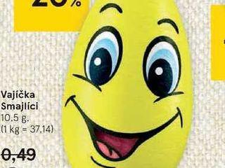 Obrázok Vajíčka smajlíci, 10,5 g